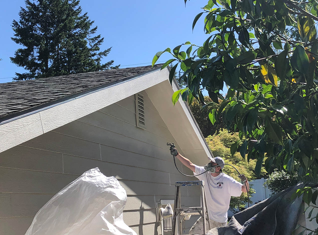 Corvallis Painting Contractor, Painting Company and Painter